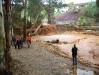 סיור ליקוט בגשם ליד בית שאן