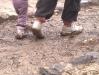 נעלי אמא ובת בסיור ליקוט