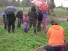 מלקטים בגשם
